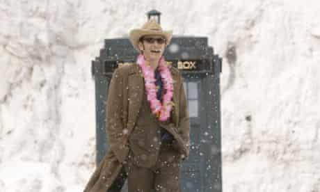 David Tennant as Doctor Who in The End of Time