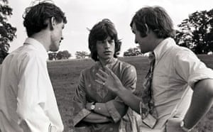Manchester TV: Mick Jagger on World in Action in 1967