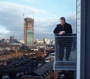 Manchester TV: Robbie Coltrane in Cracker