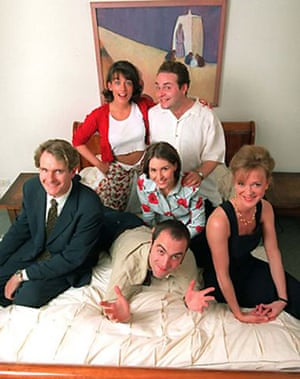 Manchester TV: The cast of Cold Feet