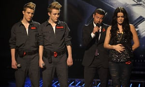 The X Factor 2009: Jedward and Lucie