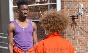 Misfits episode five: Curtis and Alisha