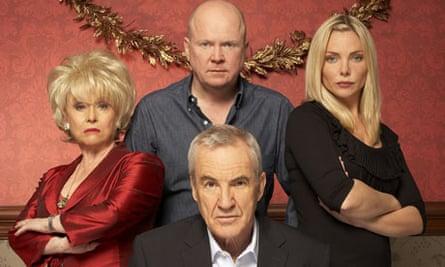 EastEnders Christmas 2009