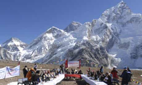Everest cabinet meeting