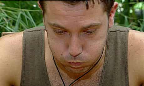 I'm a Celebrity 2009: Gino D'Acampo