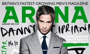 Men S Monthly Magazine Arena To Cease Printing After 22 Years