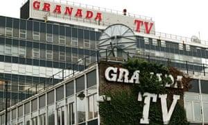 Granada Television's Manchester headquarters