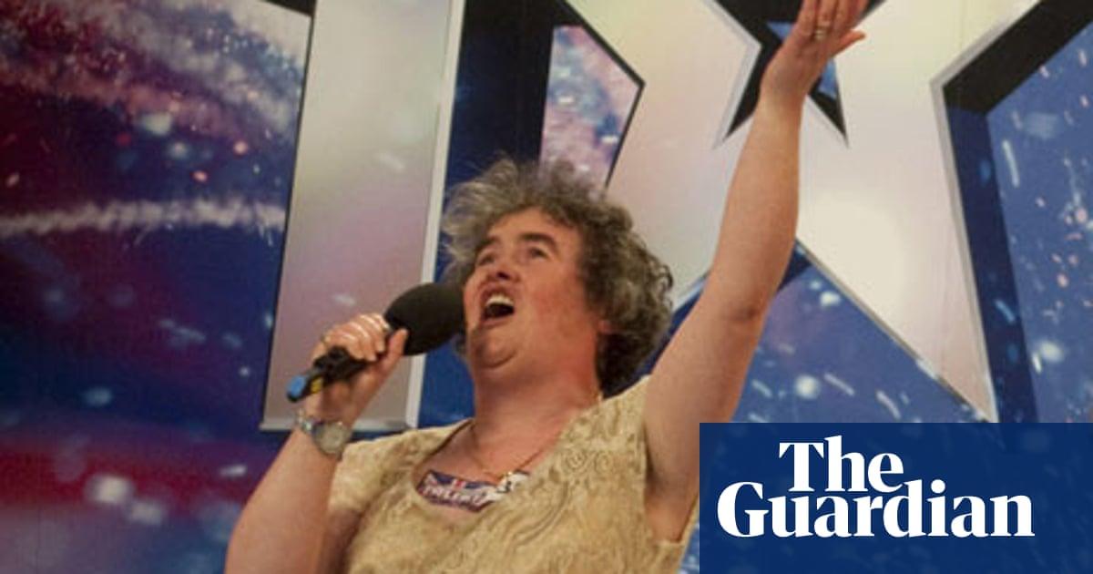 Susan Boyle A Dream Come True Susan Boyle The Guardian