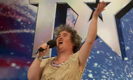 It Wasn T Singer Susan Boyle Who Was Ugly On Britain S Got Talent So Much As Our Reaction To Her Susan Boyle The Guardian