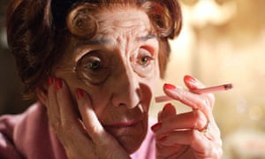 June Brown as Dot Cotton in EastEnders