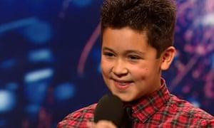 Britain's Got Talent 2009: Shaheen Jafargholi