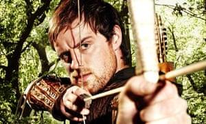 Robin Hood - Jonas Armstrong