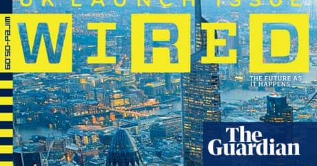 Wired UK posts debut circulation of nearly 50,000 | Media | The Guardian