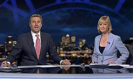 News at Ten: Mark Austin and Julie Etchingham