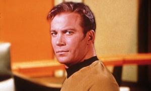 William Shatner in Star TrekWilliam Shatner in Star Trek