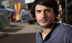 EastEnders: Syed Masood, played by Marc Elliott