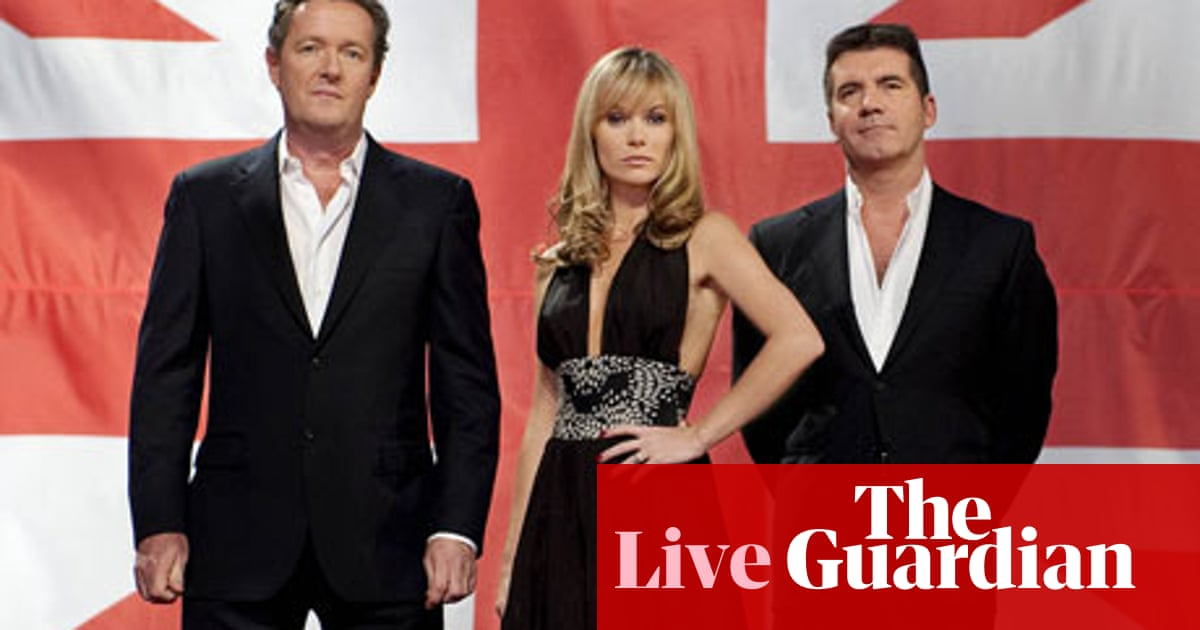 Britain S Got Talent The Final Live Media The Guardian