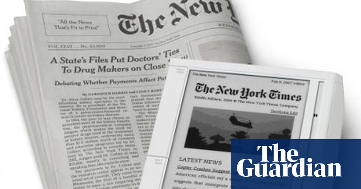 As sales fall, newspapers must find a way to measure
