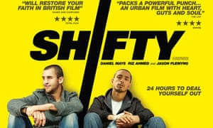 Poster for movie Shifty