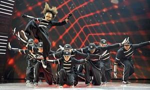 Britain's Got Talent 2009: Diversity