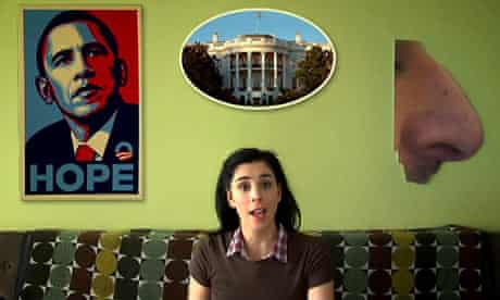 Sarah Silverman: The Great Schlep - D&AD