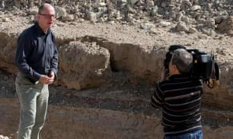 BBC Iran correspondent Jon Leyne