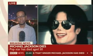 TV ratings - 25 June: Michael Jackson's death sees surge in viewing