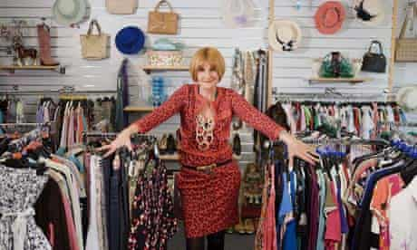 Mary Portas: Mary Queen of Charity Shops