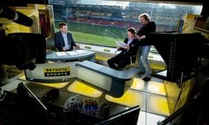 Setanta football studio