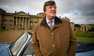 Kingdom: Stephen Fry