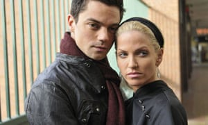 Freefall: Dominic Cooper and Sarah Harding
