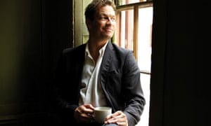 Dominic West in Carte Noire coffee ad