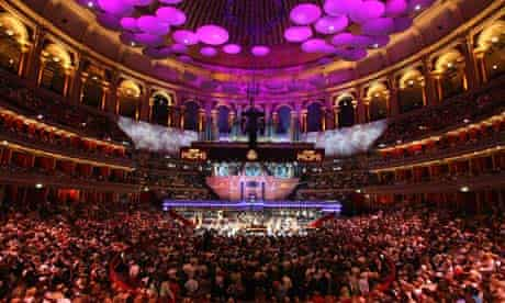 First night of the BBC Proms