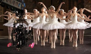 Royal Ballet in live BSkyB 3D show