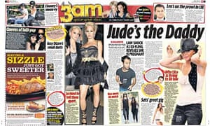 Daily Mirror's 3am column