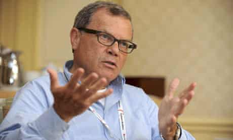 Sir Martin Sorrell at Cannes Lions festival 2009
