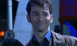 David Tennant in Doctor Who from BBC1's autumn drama showreel