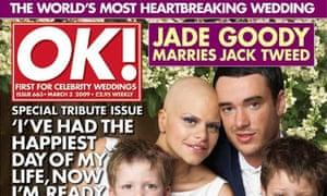 OK! magazine Jade Goody wedding issue