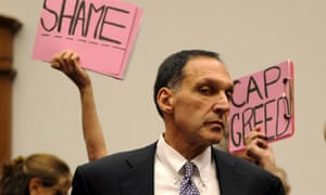 Richard Fuld of Lehman Brothers