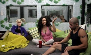 Big Brother USA 11 - Lydia, Chima and Russell