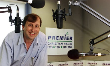 Peter Kerridge of Premier Christian Radio