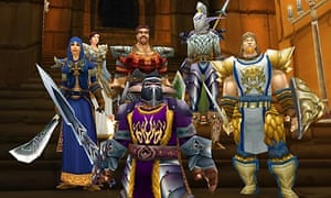 Characters from World of Warcraft
