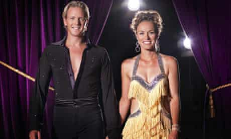 Strictly Come Dancing 2009: Matthew Cutler and Martina Hingis