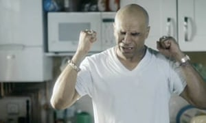 Goldie in 'Help Give Them a Voice Advert' encouraging people to become social workers