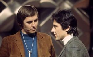 Simon Dee: ITV ARCHIVE