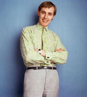 Simon Dee: Simon Dee in 1967