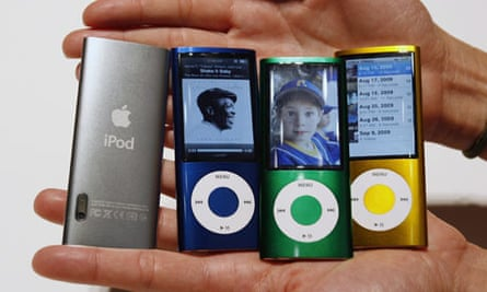 Apple Inc iPod Announcement
