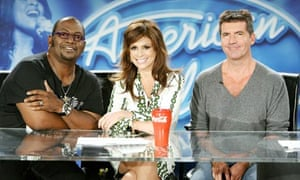 Product placement: American Idol