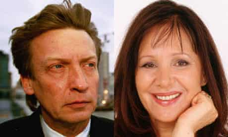 Nigel Lythgoe and Arlene Phillips