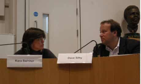 Kara Swisher Dave Sifry Oxford Social Media Convention